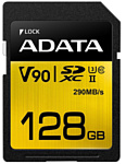 ADATA Premier ONE SDXC Class 10 UHS-II U3 128GB