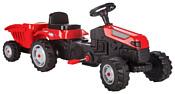 Pilsan Active Tractor с прицепом (07-316)