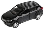 Технопарк Hyundai Creta (черный)