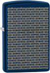 Zippo Navy Blue Matte 49232