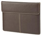 HP Premium Leather Sleeve