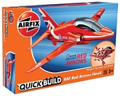 Airfix Quick Build J6018 Red Arrows Hawk
