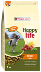 Happy life (3 кг) Adult with Beef
