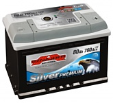 Sznajder Silver Premium 80 R (80Ah)
