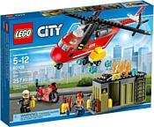 LEGO City 60108 Пожарная команда быстрого реагирования