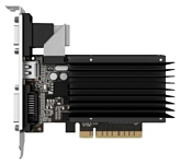Gainward GeForce GT 710 954Mhz PCI-E 2.0 2048Mb 1600Mhz 64 bit DVI HDMI HDCP