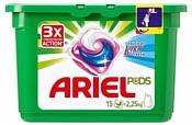 Ariel 3 в 1 Touch of Lenor Fresh (15 шт)