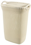 Keter Knit Laundry Hamper 57л (белый)