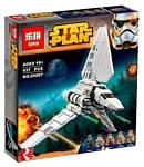 Lepin Star Plan 05057 Имперский шаттл Тайдириум аналог Lego 75094