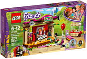 LEGO Friends 41334 Сцена Андреа в парке