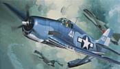 Hasegawa Палубный истребитель F6F-3/5 Hellcat 1:32