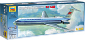 Звезда Советский пассажирский авиалайнер Ил-62М