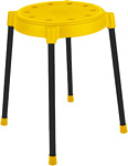 Sheffilton SHT-S36 (желтый/черный)