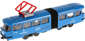 Технопарк Трамвай с Гармошкой SB-18-01-BL-WB(NO IC)