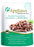 Applaws Cat Pouch Tender Tuna with Mackerel in a tasty jelly (0.07 кг) 16 шт.