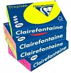 Clairefontaine Trophee пастель A4 80 г/кв.м 500 л (жемчужно-серый)