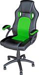 Mio Tesoro Дино X-2706 (черный/зеленый)