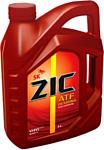 ZIC ATF Dexron 6 4л