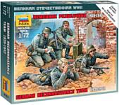 Звезда Немецкие разведчики 1939-1942