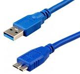USB 3.0 тип A - micro-USB 3.0 тип B 1 м