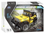 XingBao Car Series XB-03024 The Offroad Adventure