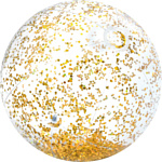 Intex Transparent Glitter (золотистый)