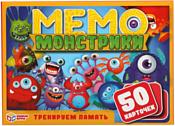 Умные игры Мемо Монстрики