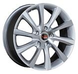 LegeArtis VW17 7x16/5x112 D57.1 ET45 Silver