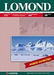 Lomond Глянцевая А4 215 г/кв.м. 50 листов (0102057)