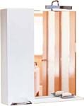 Aqwella Лайн 75 шкаф с зеркалом (Li.02.07)