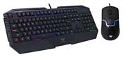 AULA Gaming Set Black Altar Keyboard & Rigel Mouse