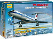 Звезда Пассажирский авиалайнер Ту-134А/Б-3