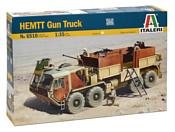 Italeri 6510 Бронированный вооружённый грузовик HEMTT