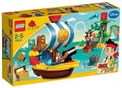 LEGO Duplo 10514 Пиратский корабль Джейка