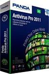 Panda Antivirus Pro 2011 (3 ПК, 1 год) UJ12AP11
