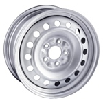 Trebl 9327 6.5x16/5x115 D70.3 ET41 Silver