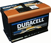 DURACELL Advanced DA 72 (72 А/ч)