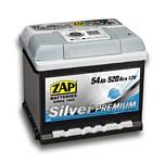 ZAP Silver Premium R 55445 (54Ah)