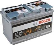 Bosch S5 A11 (80Ah) AGM