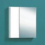 Акваль Шкаф с зеркалом Афина 60 (левый) (АФИНА.04.61.00.N)