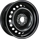 Magnetto Wheels 16012 6.5х16/5х114.3 D60.1 ET45 BK