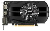 ASUS GeForce GTX 1050 1354Mhz PCI-E 3.0 2048Mb 7008Mhz 128 bit DVI HDMI HDCP Phoenix