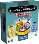 Hasbro Тривиал Персьют Семейное издание (Trivial Pursuit FE) (73013)