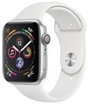 Apple Watch Series 4 GPS 44mm Aluminum Case with Sport Band