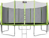 Alpin 4.90 м с защитной сеткой и лестницей