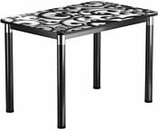 Васанти плюс Классик 110/158x70 (черный/хром/№122)
