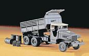 Hasegawa Самосвал GMC CCKW-353 Dump Truck