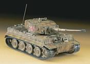 Hasegawa Тяжелый танк Pz.Kpfw VI Tiger I Ausf.E Late Model
