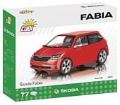 Cobi Skoda 24570 Skoda Fabia