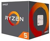 AMD Ryzen 5 1600 AF Pinnacle Ridge (AM4, L3 16384Kb)